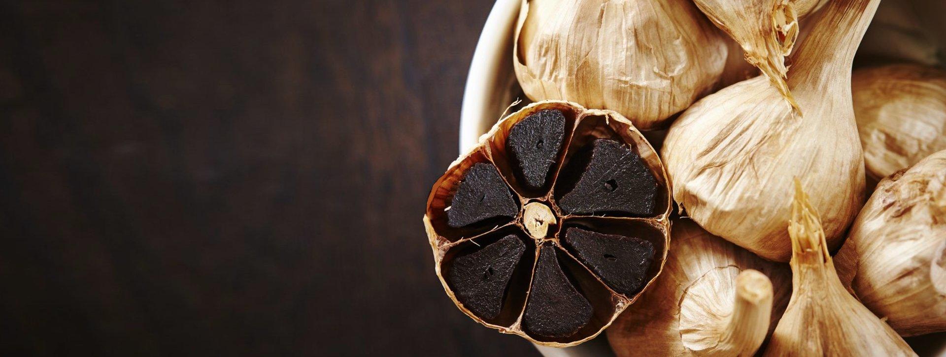 Черный чеснок - ключ к долголетию и жизненной энергии!