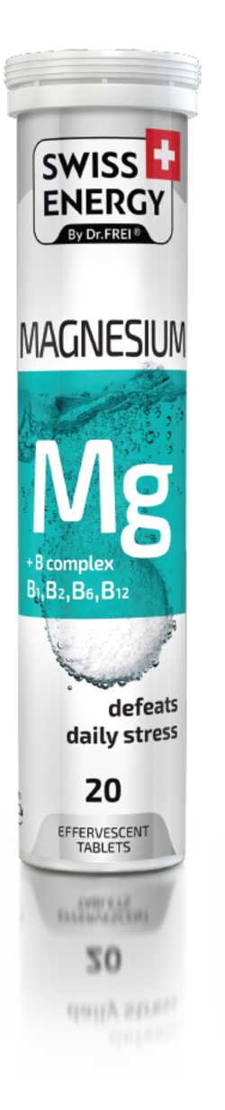 Magnesium + комплекс витаминов В