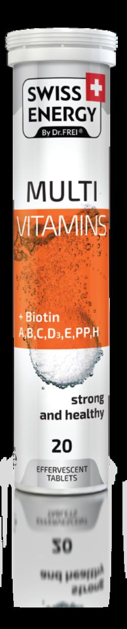 Multivitamins  + Біотин
