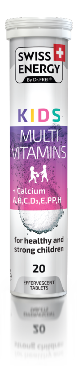 KIDS MULTIVITAMINE + KALZIUM