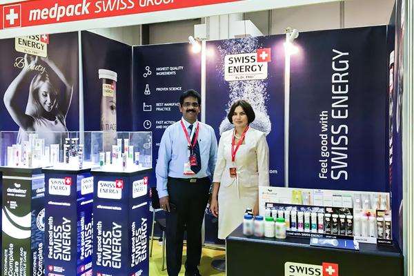 Выставка VitaFoods Asia 2017