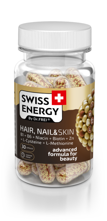 Swiss Energy Hair, Nail & Skin