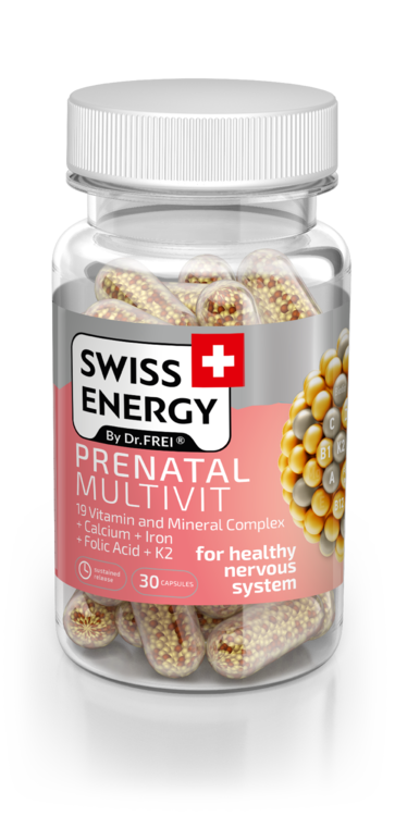 Swiss Energy Prenatal Multivit