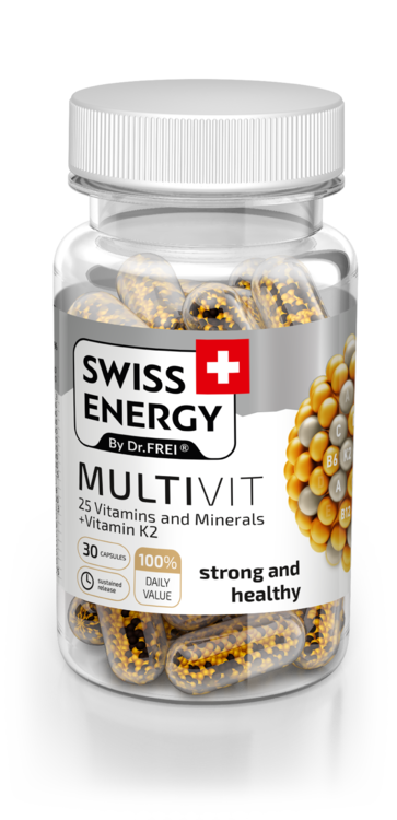 Swiss Energy Multivit