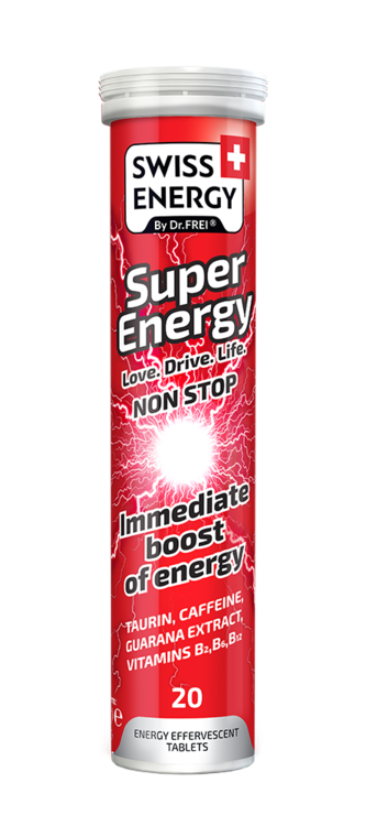 SUPER ENERGY!